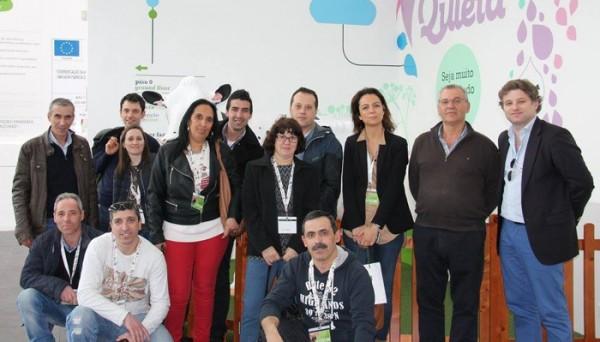 Grupo Sonae em visita aos Açores