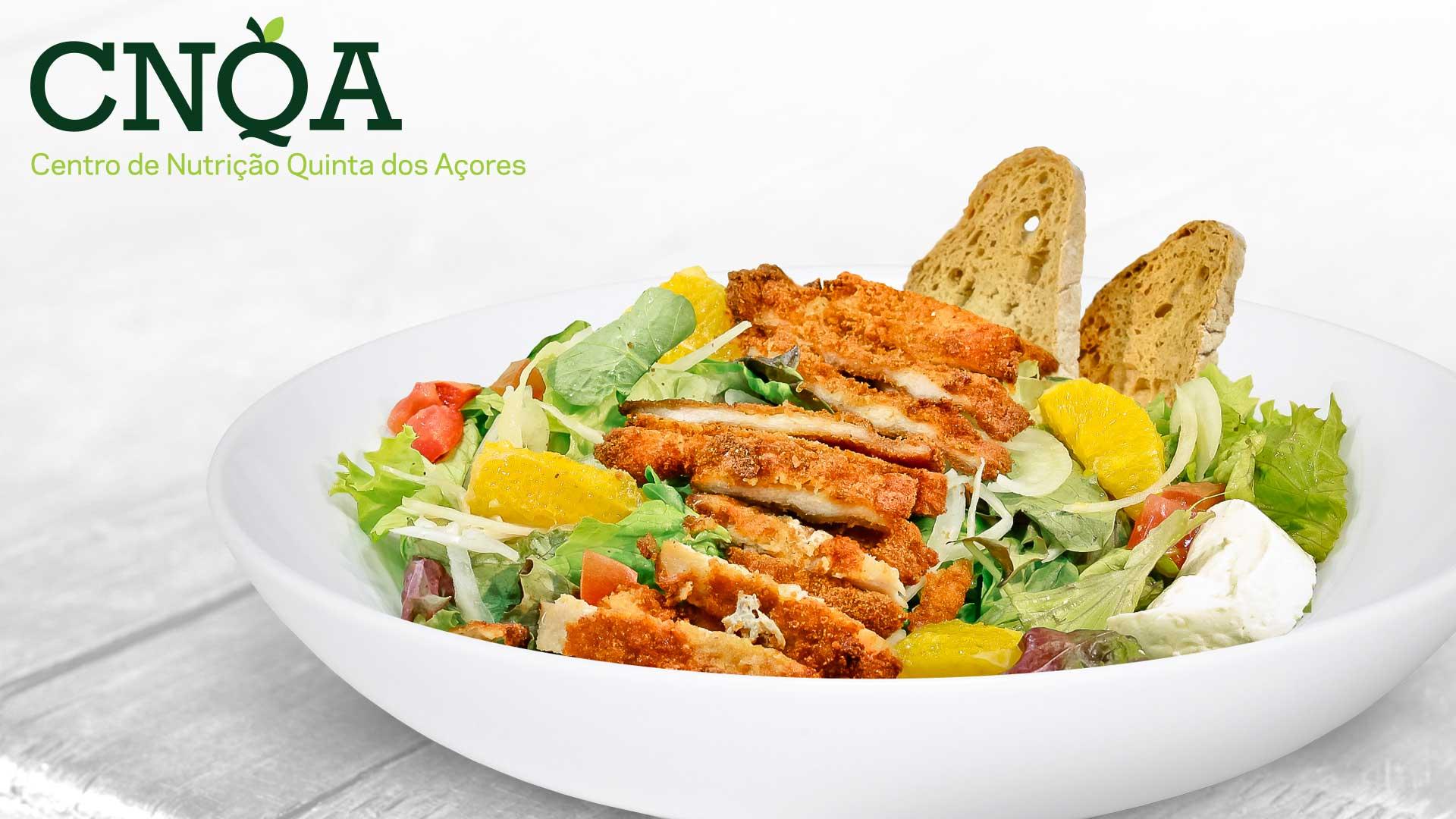 Salada de Frango da Quinta dos Açores