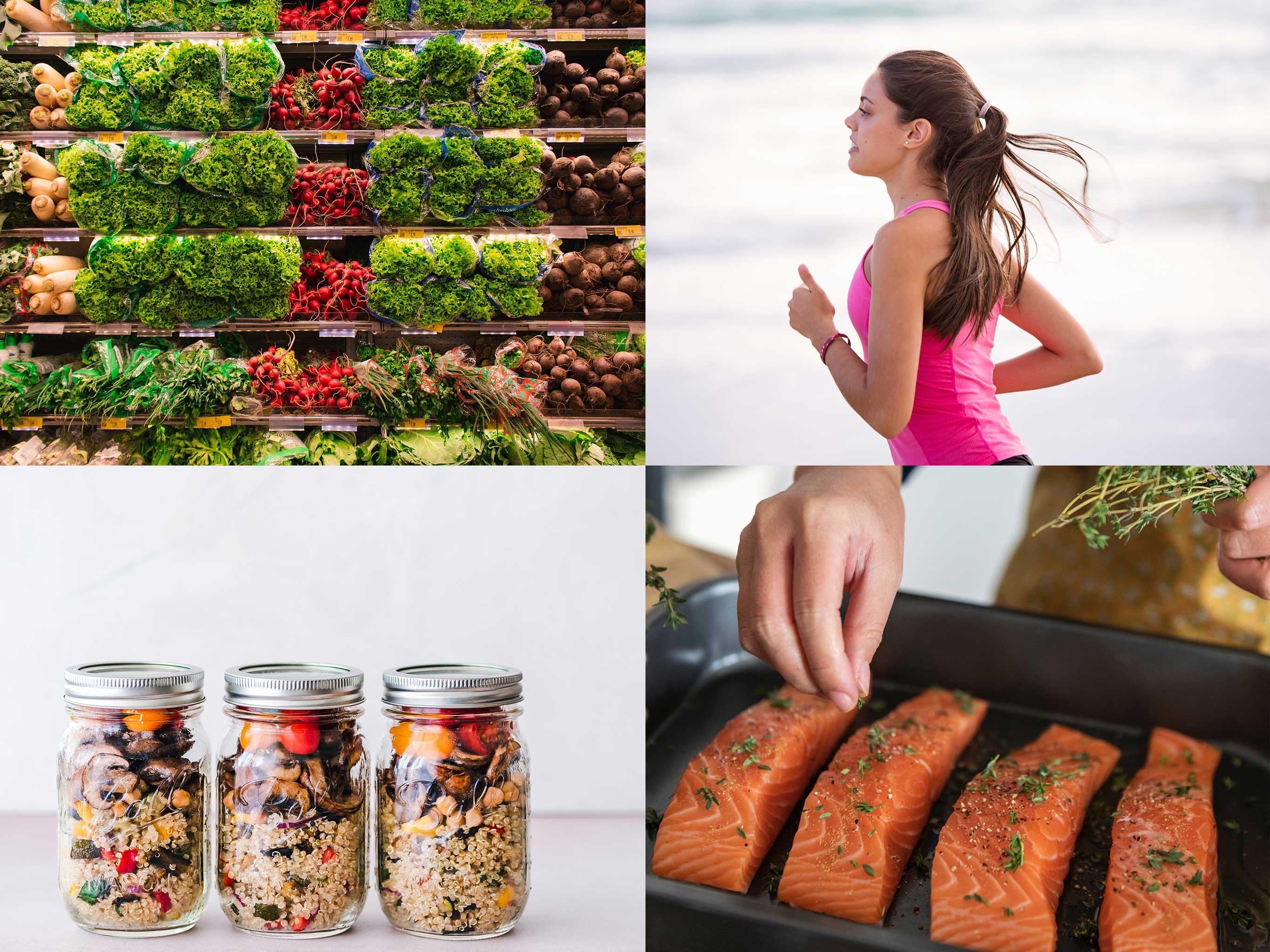 10 dicas para uma alimentação saudavel