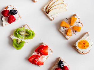 Variar os componentes das refeições