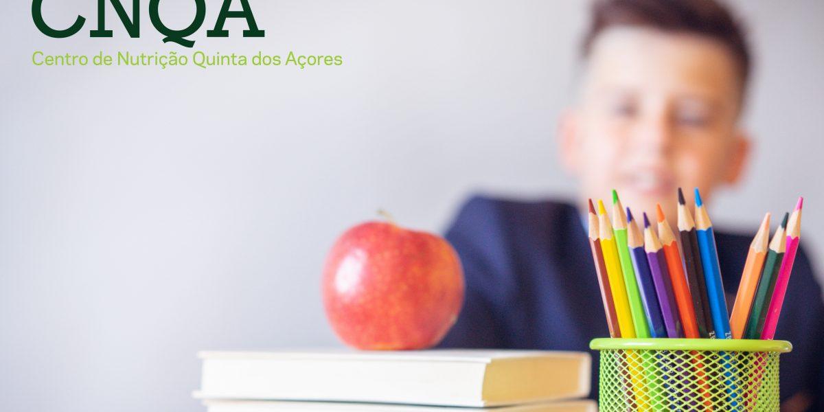 Regresso às aulas – Lanches saudáveis