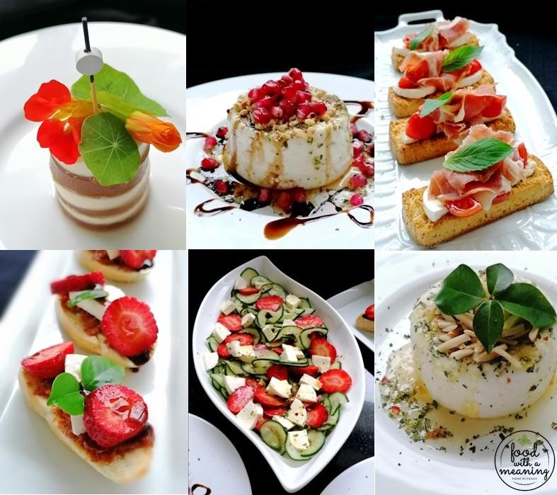 seis receitas com queijo fresco dos Açores - Quinta dos Açores