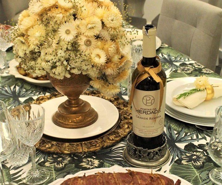 Ganso Redondo Assado com vinho tinto- Carne dos Açores IGP